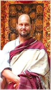 Erik Pema Kunsang